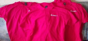 2017 marškinėliai iškeliavo klubo nariams