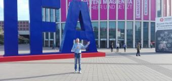 IFA 2017 parodoje kova dėl lankytojų
