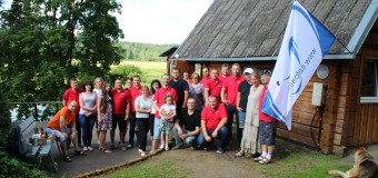 Įvyko kasmetinis forumo narių susitikimas